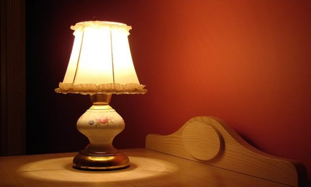 lampu tidur remang sebagai alternatif penunjang kesehatan